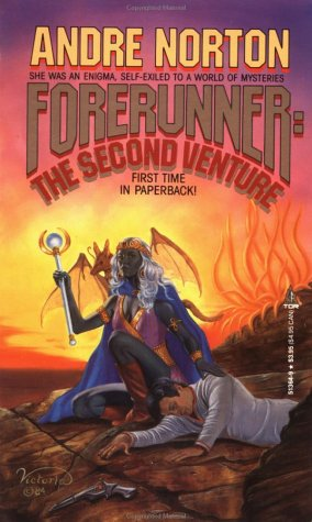 9780812513646: Forerunner: The Second Venture
