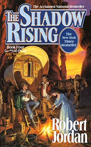 9780812513738: The Shadow Rising: 4/12 (Wheel of Time (Paperback))