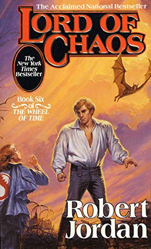 9780812513752: Lord of Chaos (The Wheel of Time, Book 6)