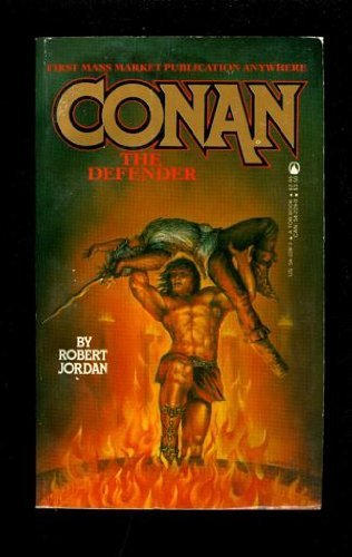 9780812513943: Conan the Defender