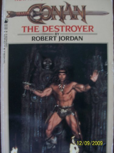 9780812514018: Conan the Destroyer