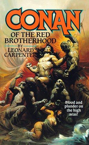9780812514131: Conan of the Red Brotherhood (Conan the Barbarian)