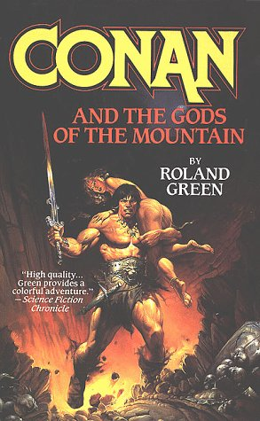 9780812514148: Conan and the Gods of the Mountain