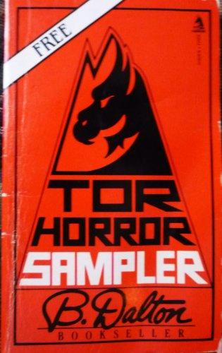 TOR HORROR SAMPLER: Simmons, Dan; et. al.