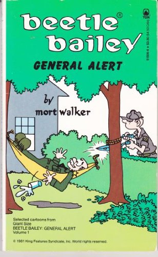 Beetle Bailey : General Alert