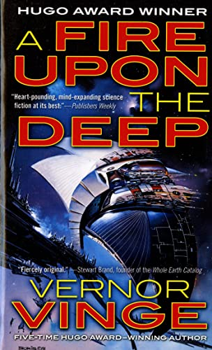 9780812515282: A Fire Upon The Deep (Zones of Thought)