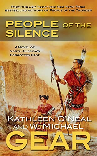 9780812515596: People of the Silence: A Novel of the Anasazi (The First North Americans series, Book 8)