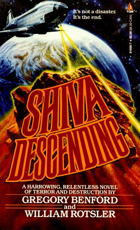 Shiva Descending: Gregory Benford, William