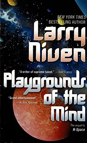 Playgrounds of the Mind: Larry Niven