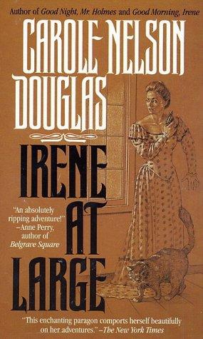 9780812517026: Irene at Large (Irene Adler Mysteries)