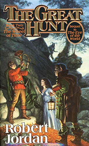 The Great Hunt - Book Two Of The Wheel Of Time