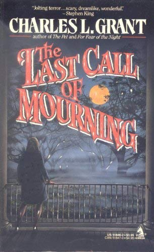 9780812518467: The Last Call of Mourning