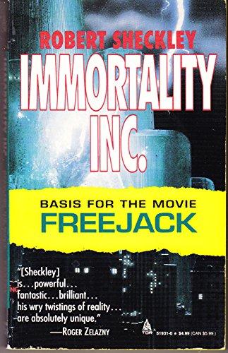 9780812519310: Immortality Inc.
