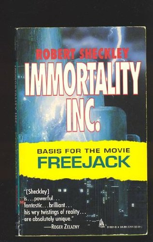 Immortality Inc. (0812519310) by Robert Sheckley