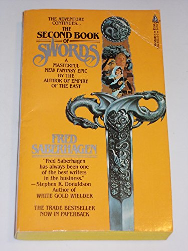 9780812519341: The Second Book of Swords