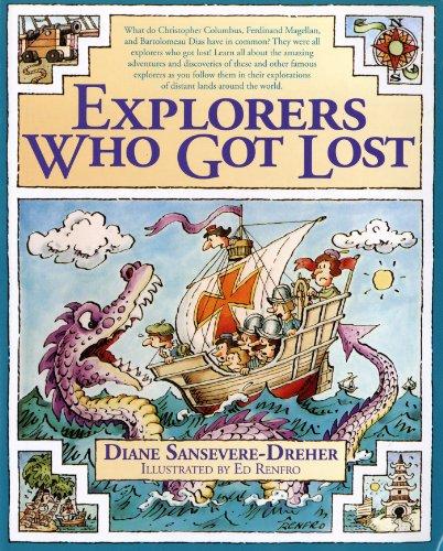 9780812520385: Explorers Who Got Lost