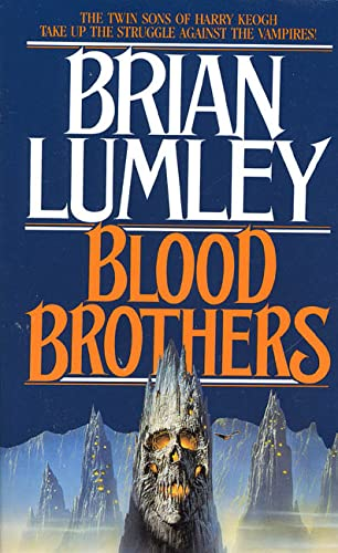 9780812520613: Blood Brothers (Vampire World Trilogy)