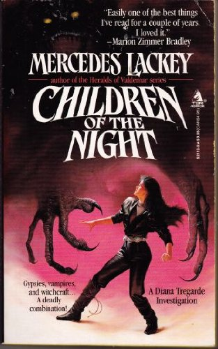9780812521122: Children of the Night: A Diana Tregarde Investigation