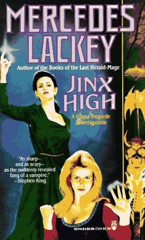 9780812521146: Jinx High: A Diana Tregarde Investigation