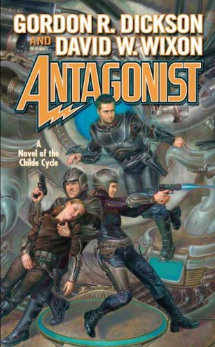 9780812521689: Antagonist (The Childe Cycle)