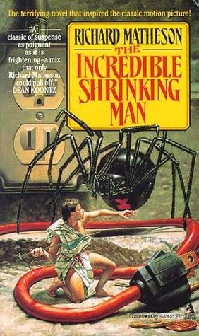 9780812522990: The Incredible Shrinking Man (Tor Horror)