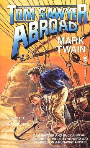 9780812523348: Tom Sawyer Abroad (Tor Classics)