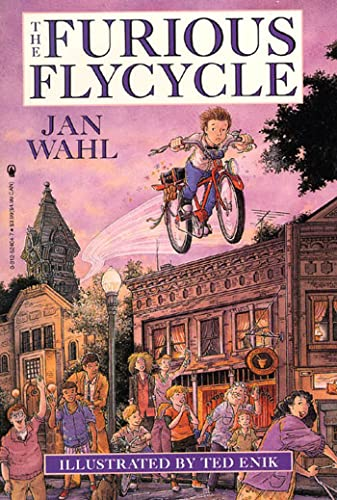 The Furious Flycycle: Wahl, Jan