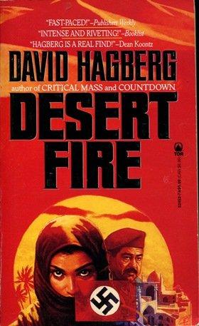 9780812524529: Desert Fire (McGarvey)