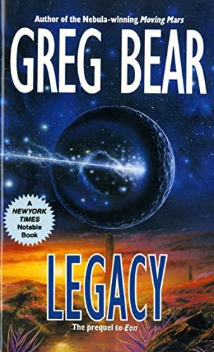 9780812524819: Legacy: A Novel (Eon)