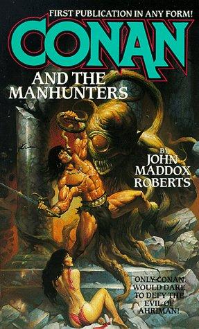9780812524895: Conan and the Manhunters
