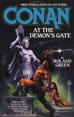 9780812524918: Conan at the Demon's Gate (Adventures of Conan)