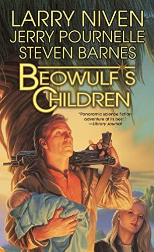 Beowulf's Children: Steven Barnes, Larry