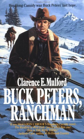 9780812524994: Buck Peters, Ranchman (Bar-20)