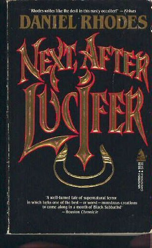 9780812525052: Next, After Lucifer