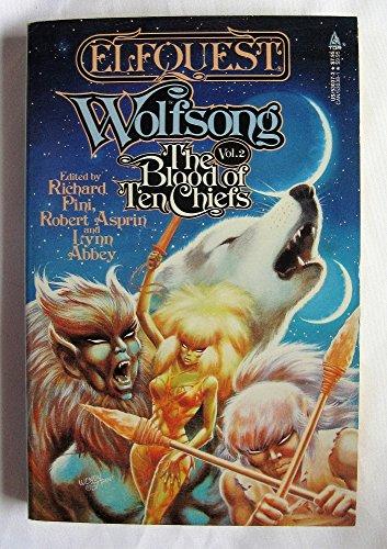 9780812530377: Wolfsong (Blood of Ten Chiefs)