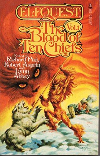 9780812530414: The Blood of Ten Chiefs (Elfquest)