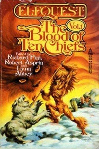 9780812530438: The Blood of Ten Chiefs (Elfquest, Vol. 1)