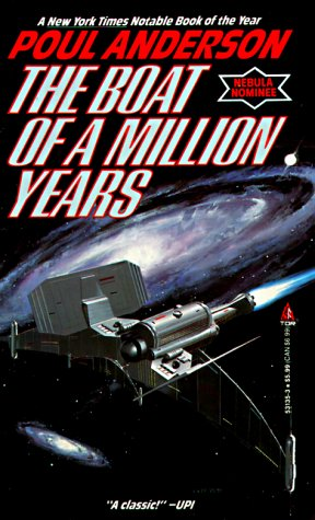 9780812531350: The Boat of a Million Years
