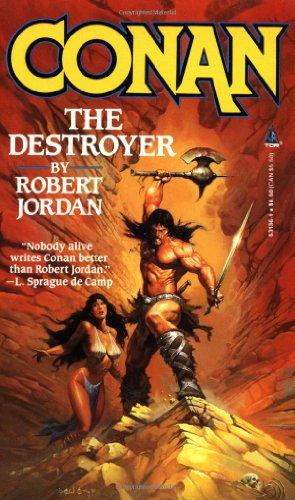 9780812531367: Conan The Destroyer