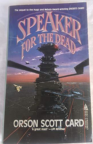 9780812532579: Speaker for the Dead