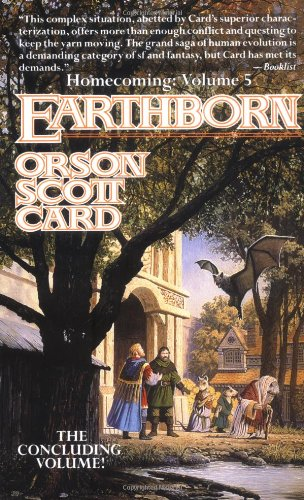 9780812532982: Earthborn (Homecoming)