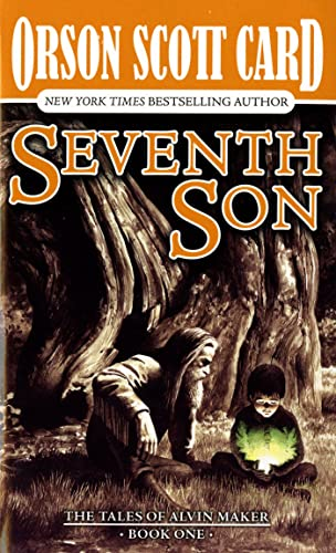 9780812533057: Seventh Son (The Tales of Alvin Maker)