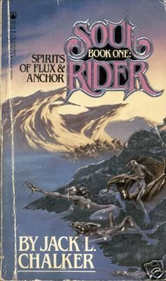 9780812533200: Spirits of Flux and Anchor (Soul Rider, Book 1)