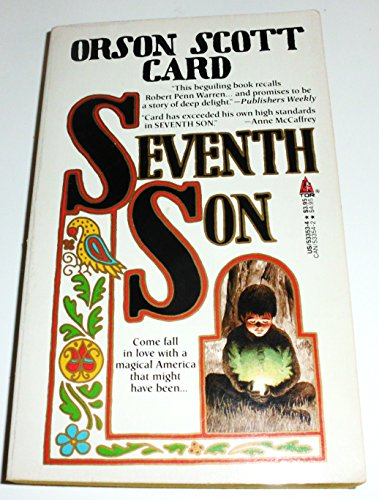 9780812533538: Seventh Son (Tales of Alvin Maker)