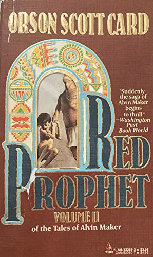 9780812533590: Red Prophet: The Tales of Alvin Maker, Volume II