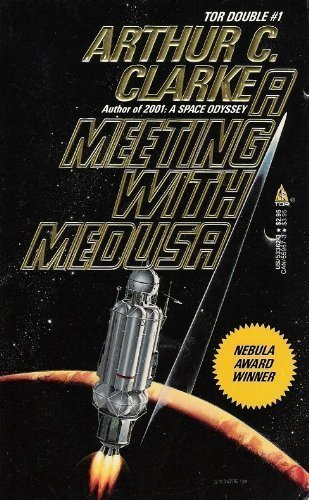 9780812533620: A Meeting With Medusa/Green Mars (Special Double Release)