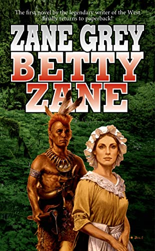 9780812534658: Betty Zane (Ohio Frontier)
