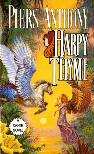 9780812534849: Harpy Thyme (Xanth Novels)
