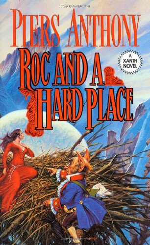 9780812534863: Roc and a Hard Place (Xanth, No. 19)