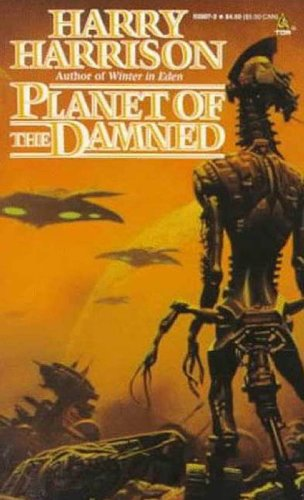 9780812535075: Planet of the Damned (Brion Brandd)